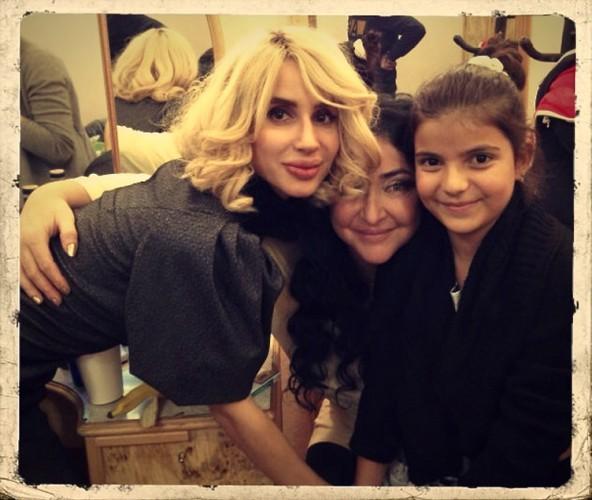 Светлана Лобода с Лолитой