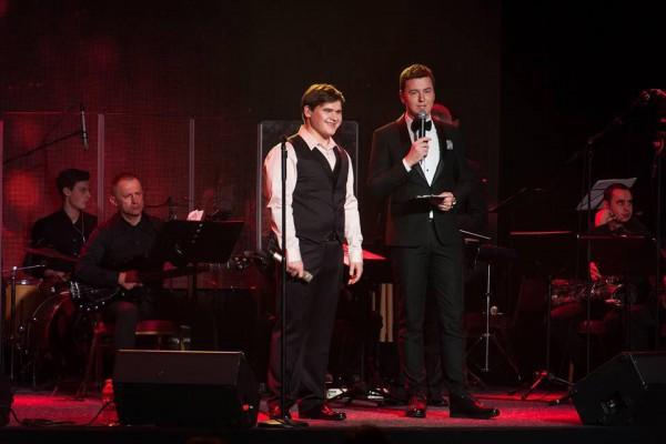Фото с концерта Александра Порядинского