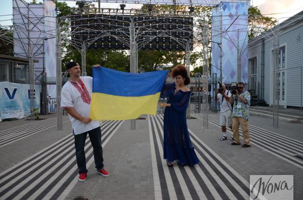 Потап и Настя на Новой волне 2014