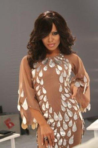Самое странное платье в гардеробе Гайтаны - из клипа на песню Капли дождя