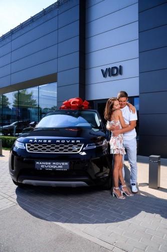 Владимир Остапчук похвастался дорогим подарком для новой возлюбленной