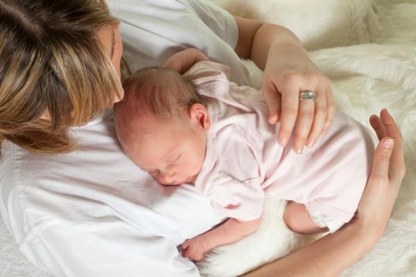 Позднее материнство