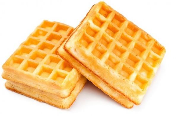 Рецепт                  Домашние вафли на завтрак