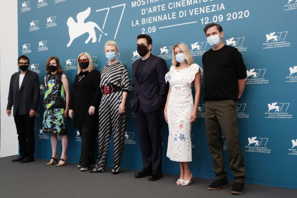 Венецианский кинофестиваль 2020