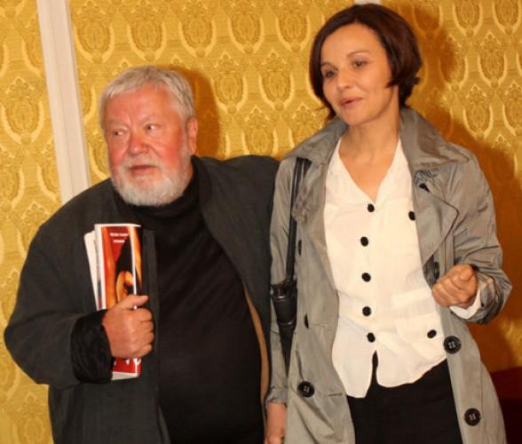 Сергей Соловьев и Татьяна