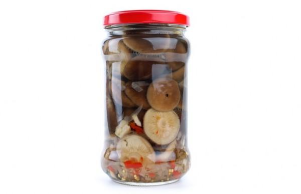 Рецепт                  Маринад для грибов