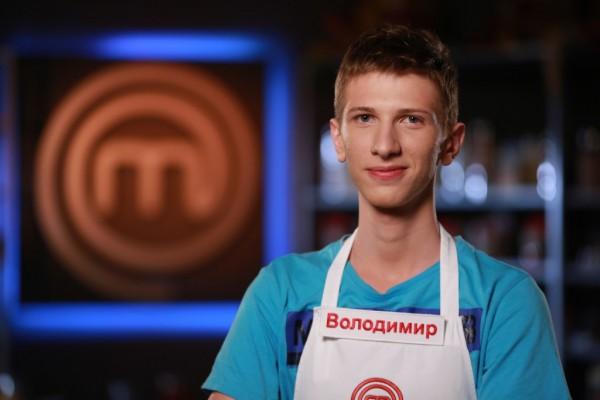 Владимир Паламарчук – участник шоу МастерШеф 3