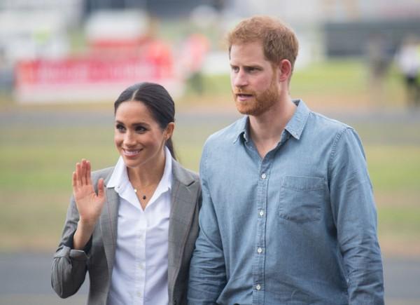 Герцогиня Меган Маркл и принц Гарри скоро станут впервые родителями