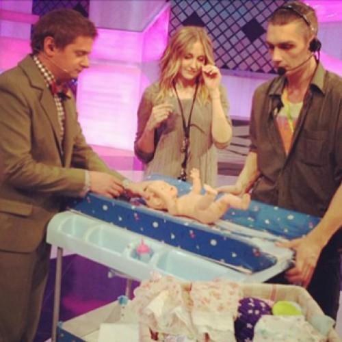 Ева Бушмина снялась в шоу Маши Ефросининой с ребенком