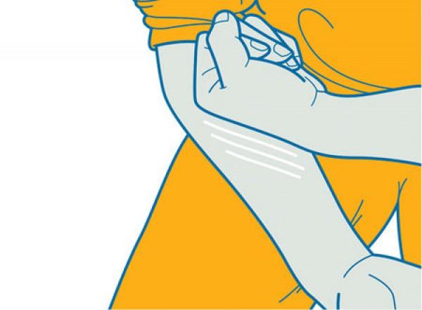 Как облегчить боль в районе предплечья