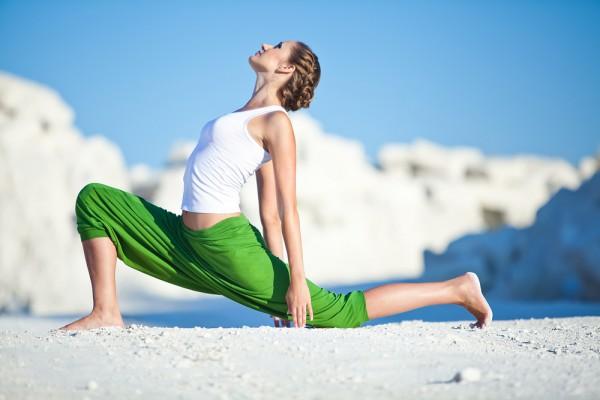 Упражнения на растяжку хорошо выполнять после интенсивной тренировки