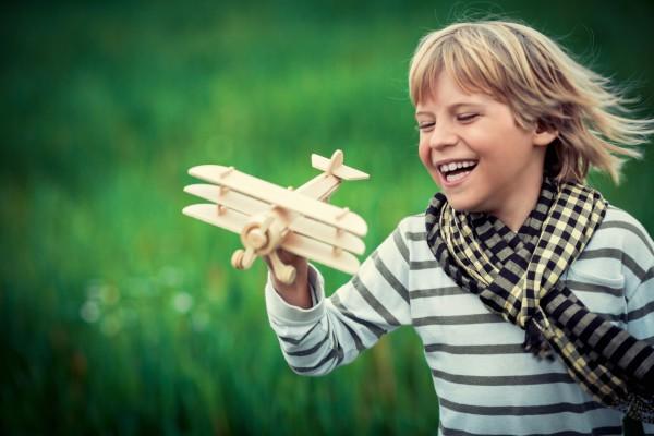 Придумай увлекательную игру для своего ребенка