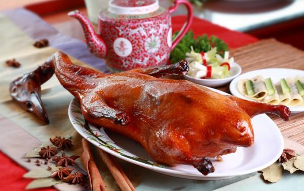Рецепт                  Утка по-пекински: Рецепт приготовления