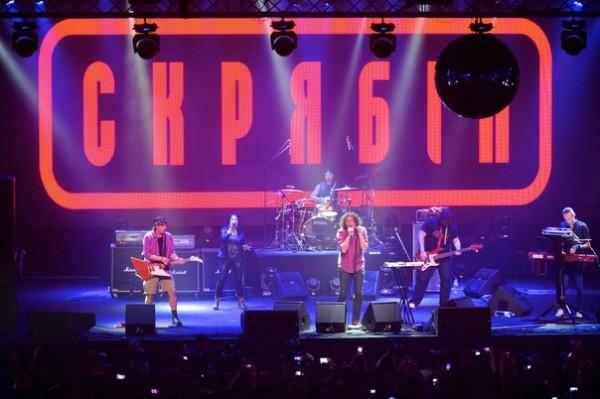 Памятный концерт группы Скрябин состоится 21 марта в Киеве
