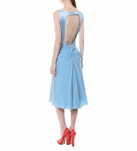 Шелковое платье Dina Bar-El оригинальной стоимостью 6700 грн сейчас стоит 503 грн