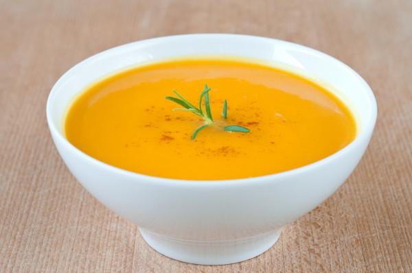Как сварить овощной суп пюре