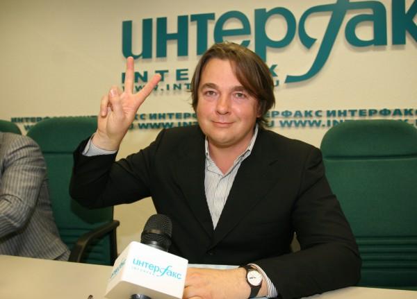 Биография Константина Эрнста