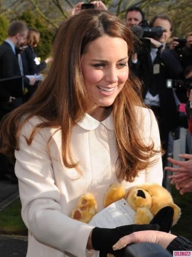Кейт Миддлтон и принц Уильям ждут сына