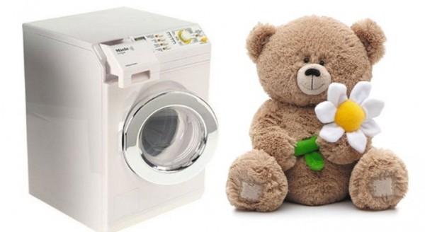 Можно ли в стиральной машине стирать игрушки