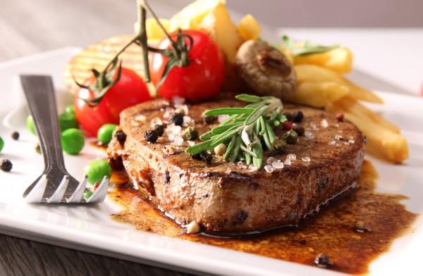 рецепты стейк говяжий