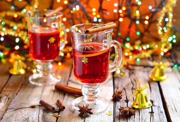 Напитки на Рождество 2016