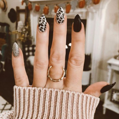Что форма ногтей может сказать о девушке?