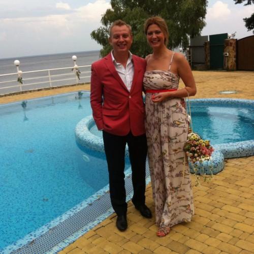 Татьяна Литвинова со своим мужчиной