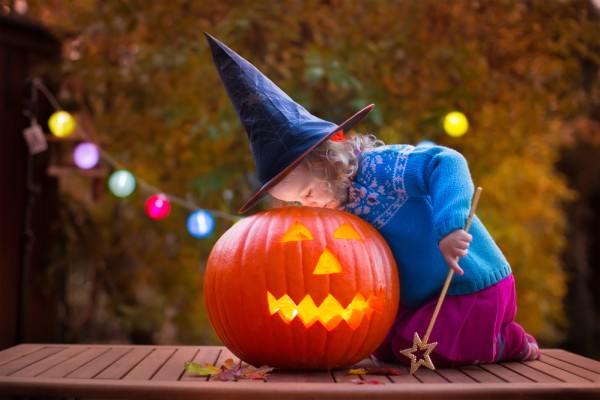 Хэллоуин 2018 в Феофании
