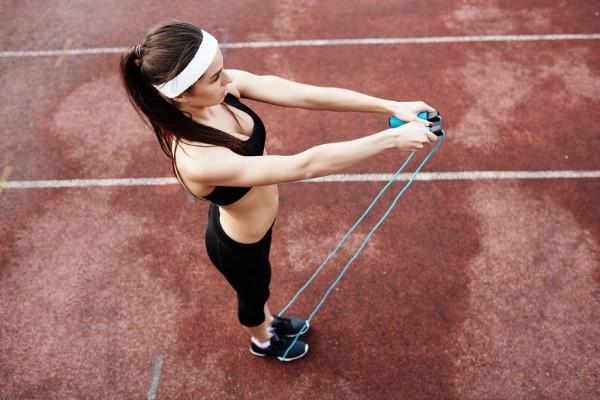 10-минутная кардио-тренировка пять раз в неделю поможет тебе поддерживать форму