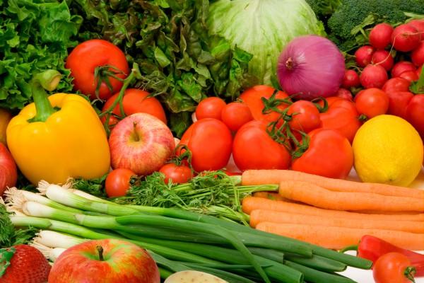 Зачем есть овощи и фрукты