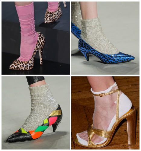Некоторые бренды официально разрешили носить носки с босоножками