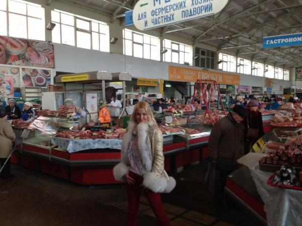 Анастасия Волочкова: Не мои продукты, но интересно
