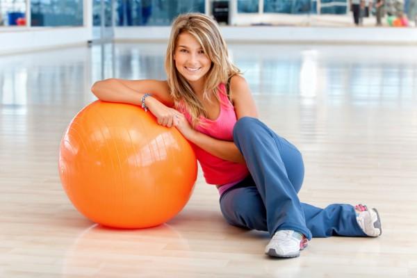 Регулярные тренировки помогут тебе обрести идеальные формы