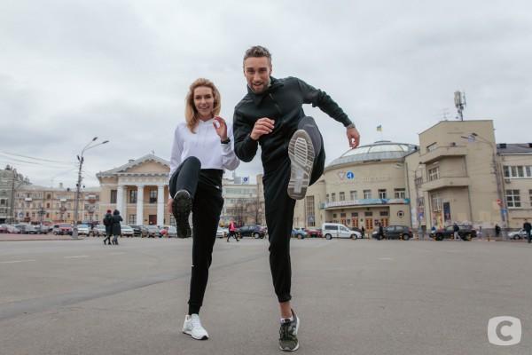 Марина Боржемская и Иракли Макацария