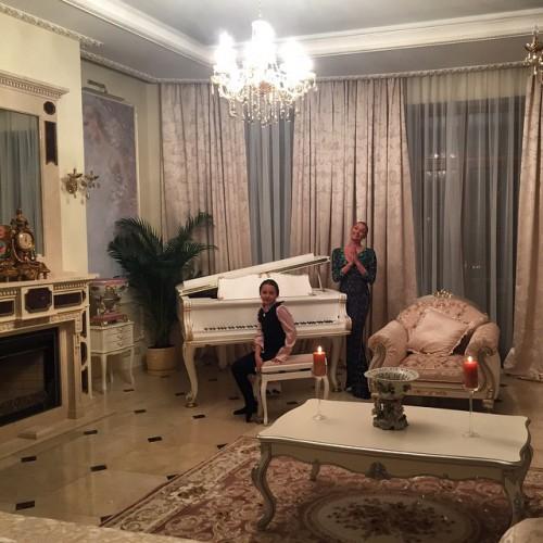 новый дом анастасии волочковой фото новый