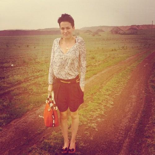 Даша Астафьева вспомнила детство