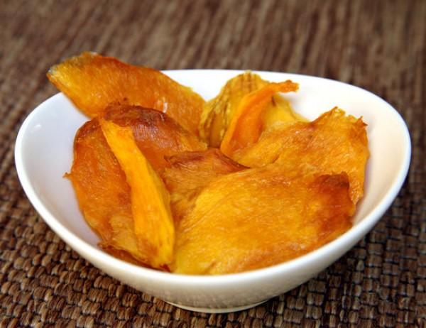 высушенный манго