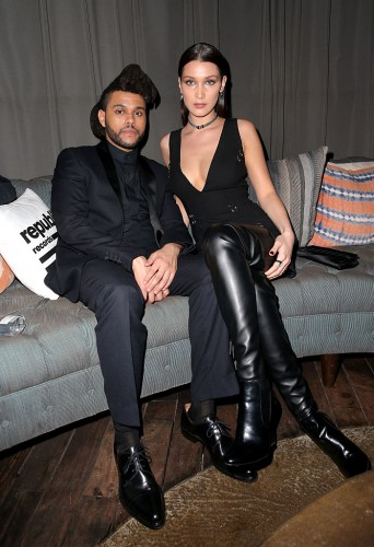The Weeknd сделал предложение Белле Хадид