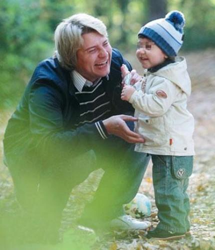 Николай Басков поздравил сына с днем рождения