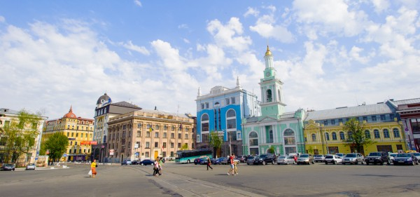 Большая Подольская Ярмарка: «Київські Контракти. Незалежність»