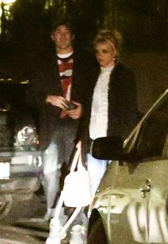 Бритни Спирс засветила нового избранного (фото)
