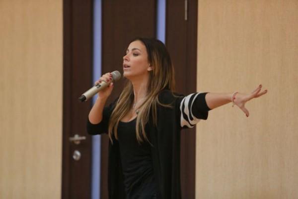 Ани Лорак отправляется на гастроли в Россию
