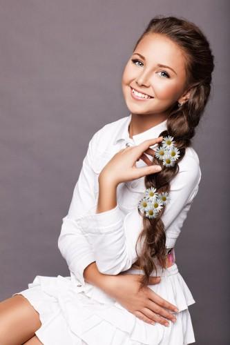 София Тарасова рассказала о костюме, в котором она будет выступать на Евровидении 2013