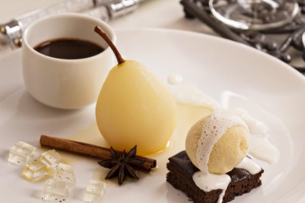 Грушевый десерт