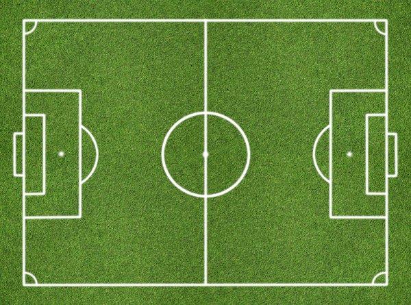 Поле для игры в футбол (подробная версия для интеллектуалок ...