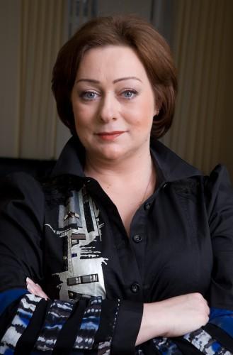 Актриса Мария Аронова