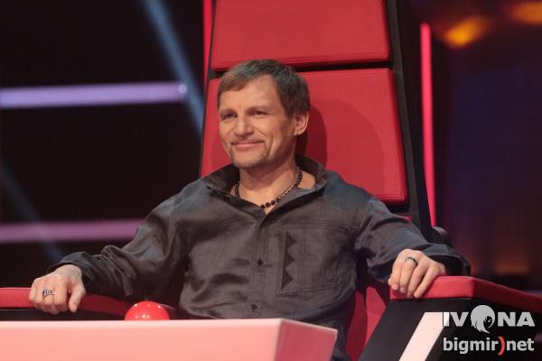 Судья проекта Голос Страны 3 – Олег Скрипка
