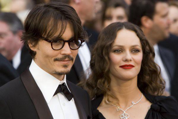 Джонни Депп и Ванесса Паради прожили вместе 15 лет