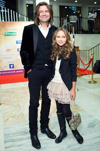 Маликов переживает за юную дочь