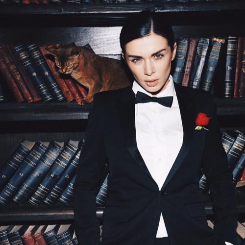Анна Седокова отметила 32-й день рождения в Казахстане